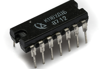 Rare DIY kit components