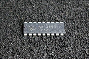 Three Channel VCA (voltage polarizer) AS 3363