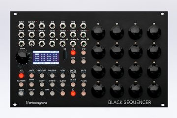 Black Sequencer