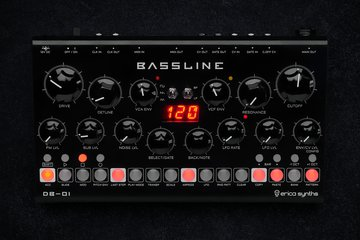 Desktop Bassline DB-01