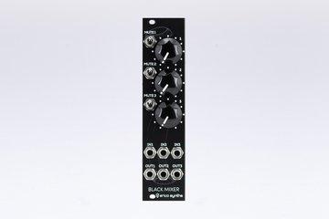 Black Mute Mixer