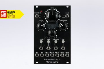 Black Stereo Delay