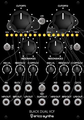Black Dual VCF