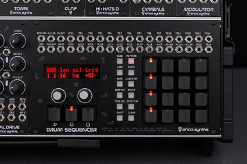 Black Key Set (Drum Sequencer)