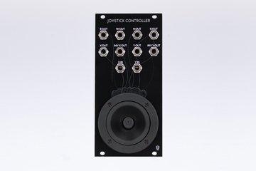 Black Joystick Controller