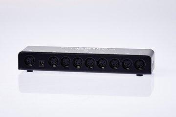 MIDI Thru Box