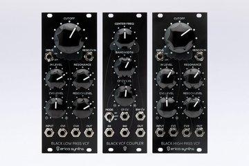 Black LP VCF / HP VCF / VCF Coupler Set