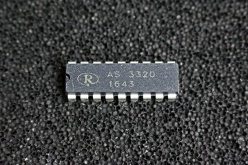 Voltage controlled filter AS3320