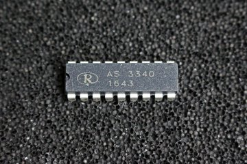 Voltage controlled oscillator AS3340
