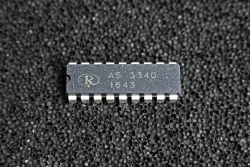AS2164 - Quad voltage controlled amplifier