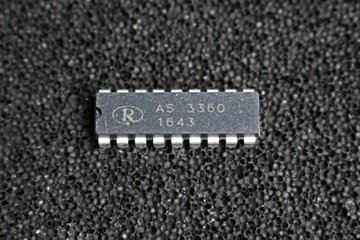 Voltage controlled amplifier AS3360