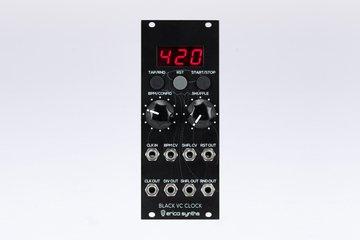 Black VC Clock V2
