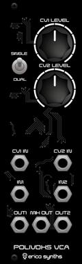 DIY Polivoks VCA II