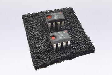 NPN matched transistors in DIP8 case