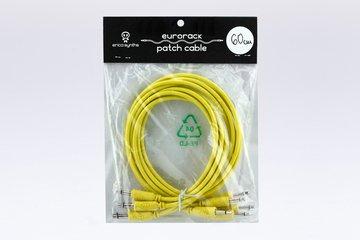 Eurorack patch cables 60cm (5 pcs)